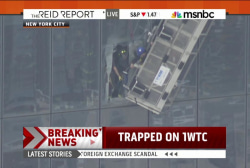 FDNY rescues workers trapped at WTC