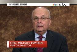 Hayden calls for US ground troops in ISIS war