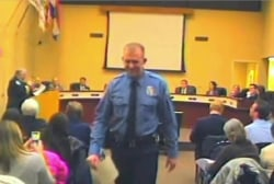 Will Darren Wilson keep his job?