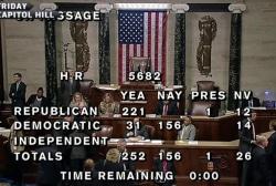 31 House Democrats vote for Keystone bill