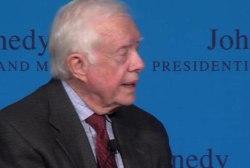 Pres. Carter on Immigration, Keystone & NSA