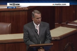 Boehner goes forward with Obama lawsuit