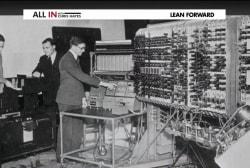 Alan Turing: World War II's mistreated hero