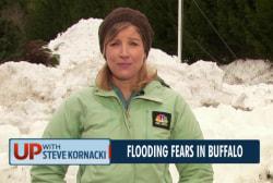 Flooding fears in Buffalo