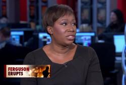 Joy Reid not surprised by Ferguson decision