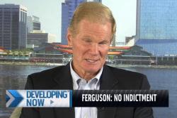Congress speaks out on Ferguson