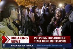 Does Ferguson unrest 'cloud the message'?