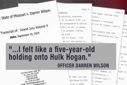 Dyson: Wilson infantilizes himself in...