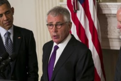 What Chuck Hagel's exit means