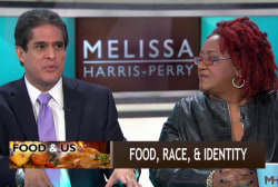History of food, race and identity in America