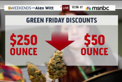 Colorado pot shops offer holiday discounts