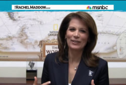 Michele Bachmann sings Macklemore