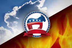 Democrats battle for the soul of their party