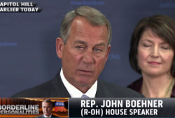 Can Boehner stop a government shutdown?