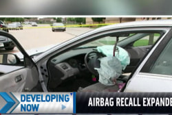 Honda to expand airbag recall