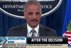 Justice Dept. to investigate Eric Garner case
