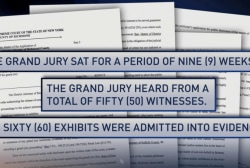 Growing calls for grand jury document release