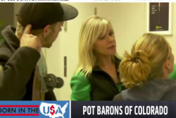 Pot shops on the rise in Colorado