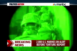 US on high alert over torture report