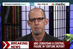 CIA Torture Report: Abu Zubaydah's lawyer