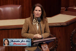 A farewell to Michele Bachmann