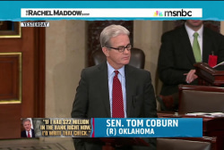 Coburn blocks veteran suicide prevention bill