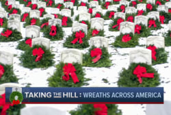 The story behind Wreaths Across America