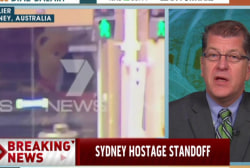 Sydney hostage taker identified