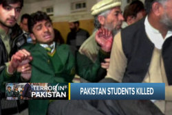 Peshawar attack is 'a warning sign'