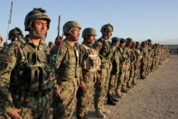 Inside look at life in the Afghan Army