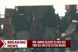 Manhunt ends in Pennsylvania