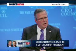 Jeb Bush to explore run in 2016