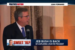 Following in the family footsteps: Bush 2016?