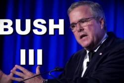 A Jeb Bush candidacy?