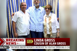 Alan Gross' cousin: 'We're overjoyed'