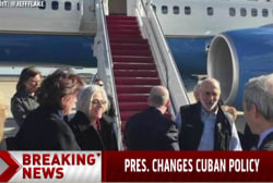 Obama seeks end to 'outdated' Cuba policy