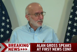 Alan Gross speaks about release from Cuba