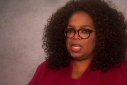 Oprah calls 'Selma' an 'essence of the truth'