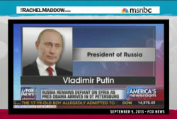 American right professes love for Putin
