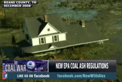 New EPA standards announced for coal ash