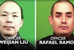 Two NYPD officers ambushed in Brooklyn
