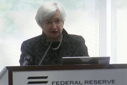 Markets bounce after Yellen annoucement