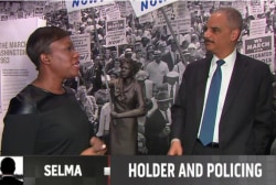 Holder on importance of Civil Rights movement