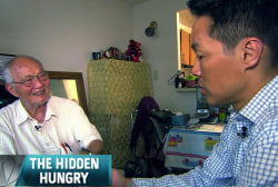 The faces of the hidden hungry