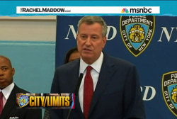 NYPD animosity toward mayor unprecedented