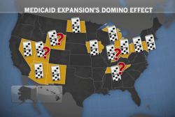 Gov-Elect Abbott may expand Medicaid?
