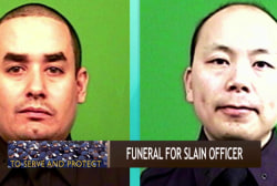 How killing of NYPD officers impacts cops