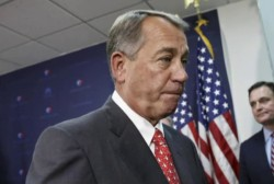Boehner faces challenges to House leadership