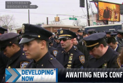 NYPD relations strained