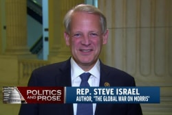 Rep. Steve Israel dishes on his new novel